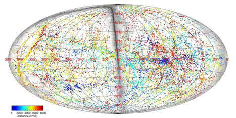 The Most Amazing Map You'll See Today (No Matter What Day It Is) : Out There   Weird Science   Scoop.it