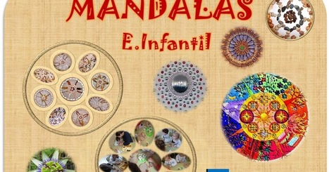 MaTe+TICas y ArTe: El taller y rincón de mandalas en E.Infantil. | Educación CCSS | Scoop.it