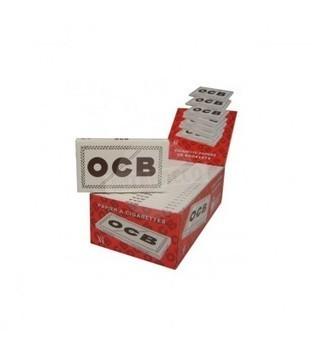 Box cartine OCB bianca corta doppia 25pz - NonSoloTabacco.com | novità fumatori | Scoop.it