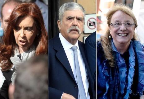 Imputaron a CFK, De Vido y Alicia Kirchner   Noticias Santa Cruz   Scoop.it