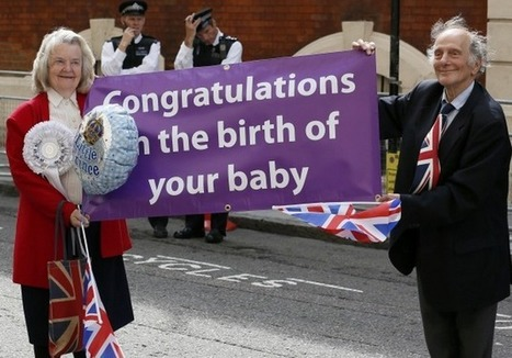 The royal birth cost $15,000. The average American birth is billed at $30,000. | 16s3d: Bestioles, opinions & pétitions | Scoop.it