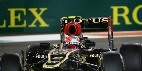 Grosjean : « Chiper la 3e place à Ferrari » - BFMTV.COM | F1 au top | Scoop.it