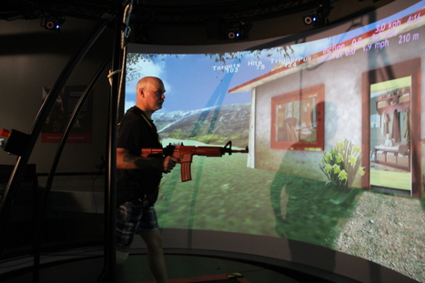 Hinton man uses virtual simulator in rehab in Edmonton | Virtual Worlds, Business, Games and the Future of Learning | Scoop.it