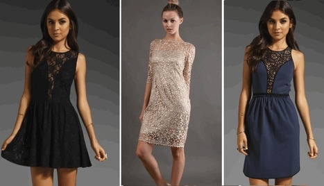 Gorgeous New Year's Eve Dresses 2013 | Fashion for all man kind | Scoop.it