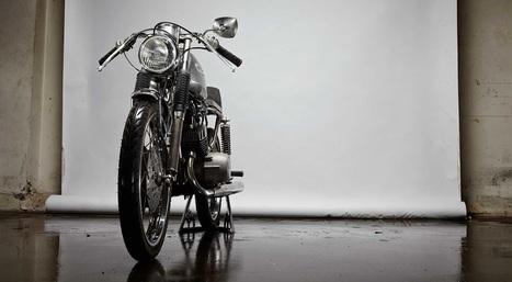 1971 Yamaha CS3 Cafe Racer - Grease n Gasoline | Roc City Customs Cafe Racers | Scoop.it