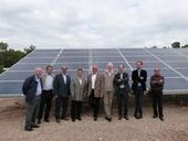 Solairedirect et la Commune de Saint-Antonin-du-Var (83) inaugurent un parc solaire de 7,7 MW (Tecsol) | Energie Photovoltaïque | Scoop.it