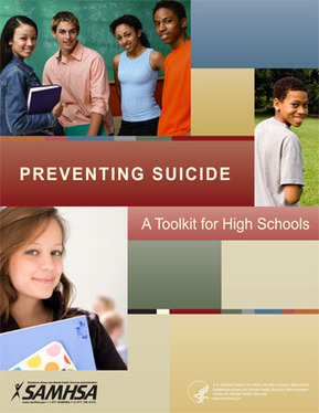 Preventing Suicide: A Toolkit for High Schools|SAMHSA | Youth Suicide ...