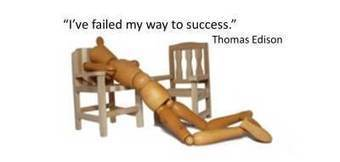 10 Ways to Fail Your Way to Success | Business Transformation: Ideas to Action | Scoop.it