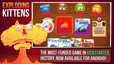 Nos applications et jeux de la semaine : Giphy, Harvest Moon... - FrAndroid   Téléphone Mobile actus, web 2.0, PC Mac, et geek news   Scoop.it