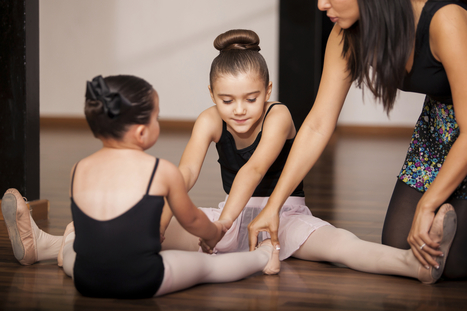 Does Age Matter for Dance Classes for Kids? | Sure-Seal Pavement Maintenance Inc | Scoop.it