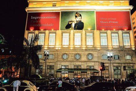 L'odyssée mondiale du musée d'Orsay | Art | Scoop.it