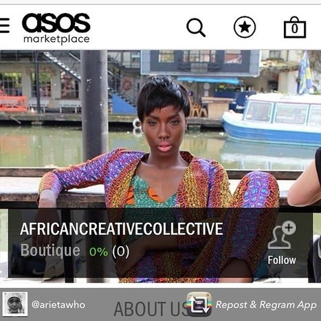 @africancreativecollective x @asomarketplace... - Kenema | Made in Africa | Scoop.it