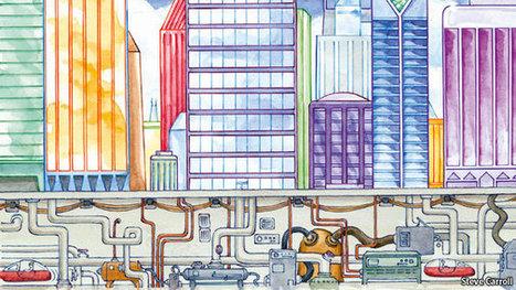 Mining the urban data | Ciudad inteligente | Scoop.it