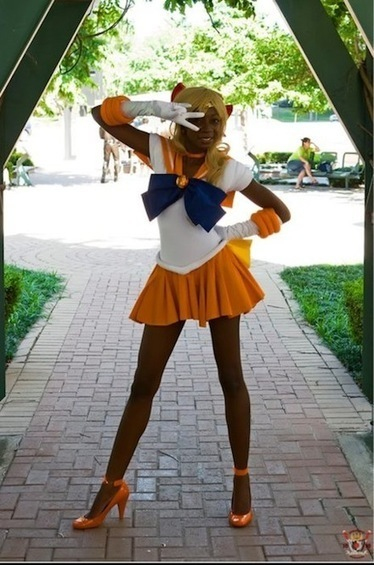 I'm a Black Female Cosplayer And Some People Hate It | Identity (Self-in-world) | Scoop.it