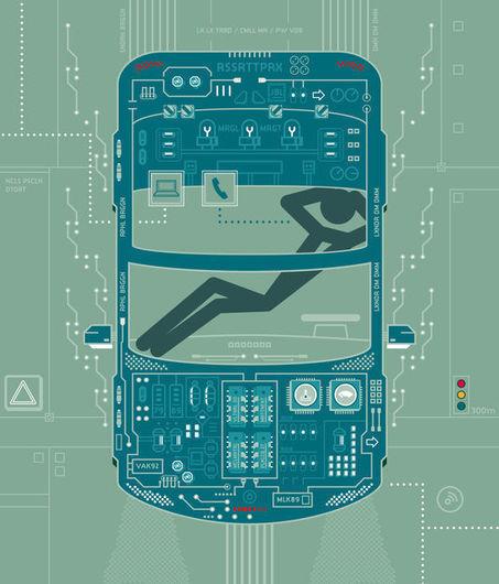 La voiture connectée très convoitée | Open source car | Scoop.it