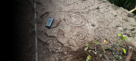 Shaman petroglyph recorded in Veracruz : Archaeology News from Past Horizons | Healers | Scoop.it