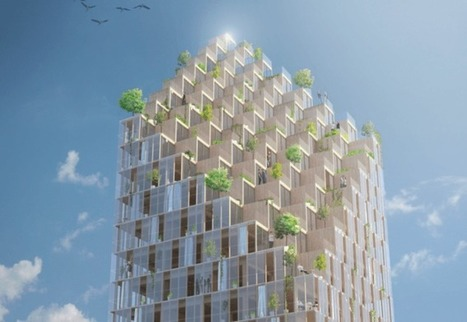 The skyscrapers of the future will be made of wood | Knowmads, Infocology of the future | Scoop.it