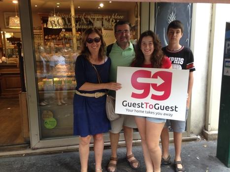 GuestToGuest Meeting Tour : Angel de Grenade en Espagne - GuestToGuest | Voyages | Scoop.it