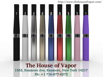 E-Cigs for Sale | The House of Vapor | The House of Vapor | Scoop.it