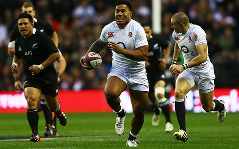 Manu Tuilagi, England's gentle giant, comes of age at last - 'I take it in and try to stay humble' - Telegraph   tuilagi legacy   Scoop.it