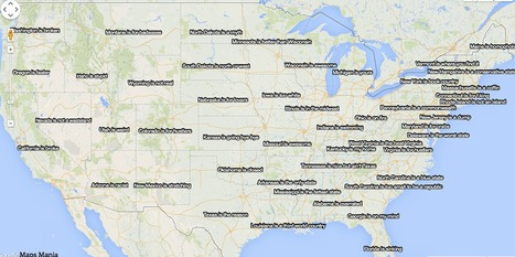 Autocomplete Map | Social Studies | Scoop.it