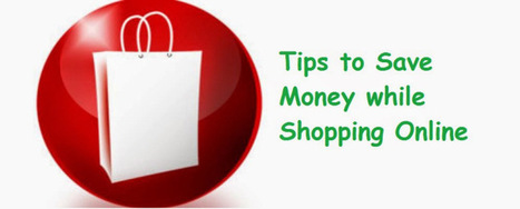 How to save money while Shopping Online | Meragrocer.com | Scoop.it