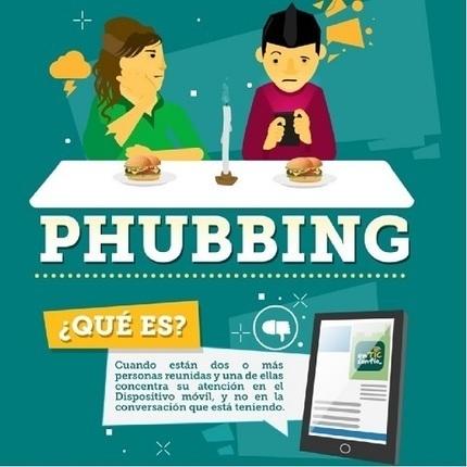 ¿Qué quiere decir phubbing? | FLE et TICE | Scoop.it