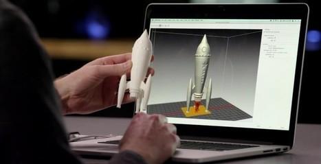 Adobe gaat 3D printen vanuit Photoshop ondersteunen - Numrush | 3D and 4D PRINTING | Scoop.it