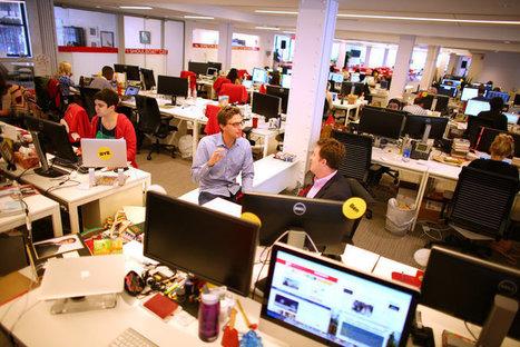 Media Websites Battle Faltering Ad Revenue and Traffic | Digital Content Marketing | Scoop.it