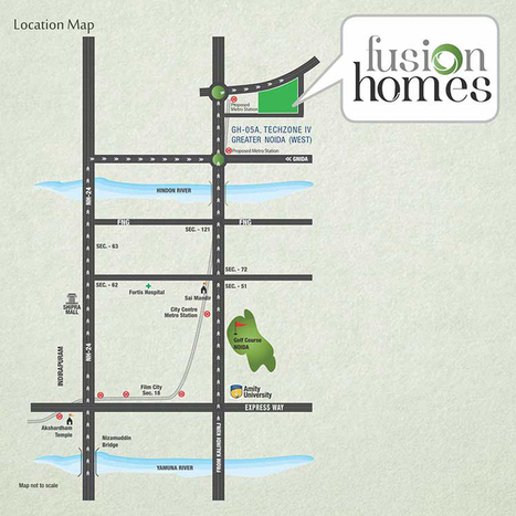 Fusion Homes Noida Extension Fusion Homes Greater Noida West | CrazyRealEstate | Scoop.it