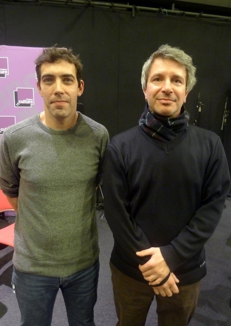 Le RDV du 02/12/14 avec Eric VUILLARD, Pierre DEMARTY et la session de SO CALLED - Arts & Spectacles - France Culture   Eric Vuillard   Scoop.it