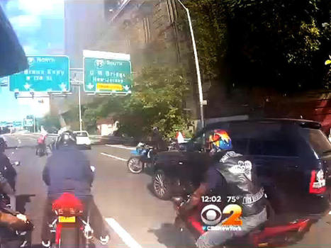 NYPD officers' role in biker road rage case examined | Police Problems and Policy | Scoop.it