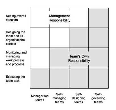 What Are Self-Organising Teams? | networks and network weaving | Scoop.it