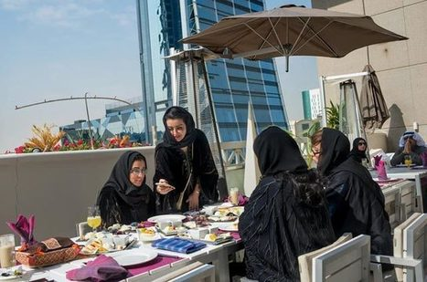 The Changing Face of Saudi Women | A Voice of Our Own | Scoop.it