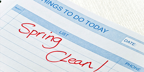 A Spring-Cleaning Checklist for U.S. Manufacturers | Manufacturing In the USA Today | Scoop.it
