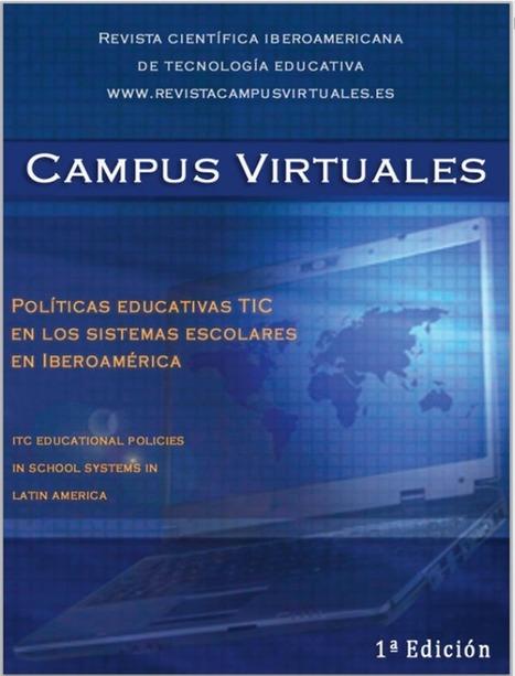 Campus Virtuales: Revista Científica de Tecnología Educativa - RedDOLAC - Red de Docentes de América Latina y del Caribe - | Educación para el siglo XXI | Scoop.it