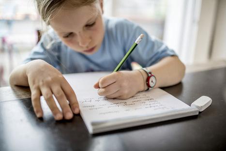 Kinder schreiben immer schlechter – na und? | Mamablog | Zentrum für multimediales Lehren und Lernen (LLZ) | Scoop.it