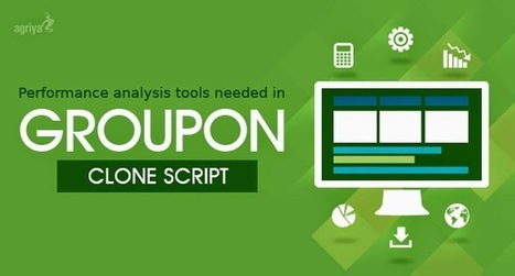 Exceptional Performance analysis tools provided in Agriya's Groupon clone script | Group Buying Script | Scoop.it