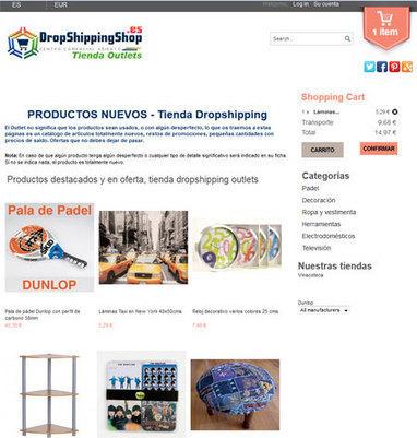 Empezamos a promocionar productos outlets en nuestra tienda   Compras Virtuales   Scoop.it
