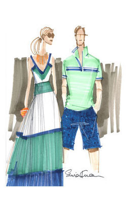 Milly and Banana Republic's Caspule Collection Will Come in May 2013 « UPERE Fashion Fix | Fashion & Style News | Read it, Watch it, Shop it! | Celebrities Movement | Scoop.it