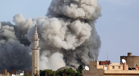 Tuesday: Syria continues to basically dare ... - Egyptday1 - Blog | News from Libya | Scoop.it