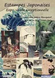 Exposition-vente d'estampes japonaises Ukiyo-e et Shin hanga | L'OBOE SOMMERSO | Scoop.it