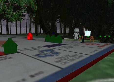 Avatar Social Network - Blog View - Exploring Opensim-The Hudson Line   Second Virtual Life   Scoop.it