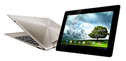 Asus Eee Pad Transformer Prime: The Rolls-Royce of Android tablets | Technology and Gadgets | Scoop.it