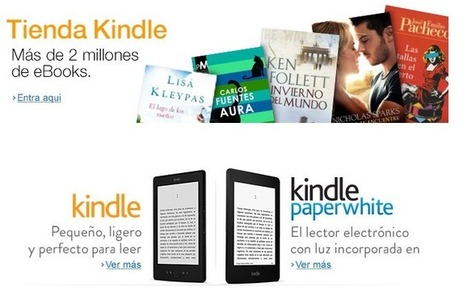 Amazon launches Kindle, Kindle Store and self-publishing platform ... | content | Scoop.it