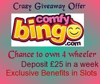 Win your Dream Car in Comfy Bingo Crazy Giveaways | Free Slots Online | Scoop.it