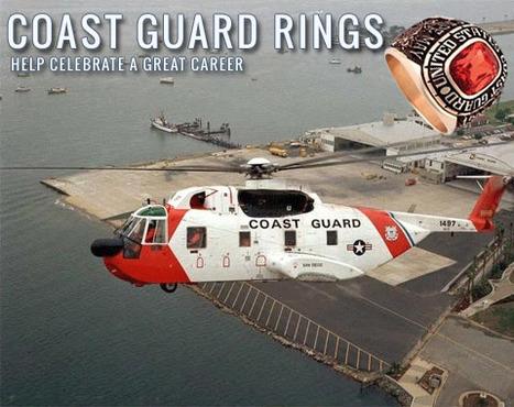 Custom Coast Guard Rings | Custom Military Rings | Scoop.it