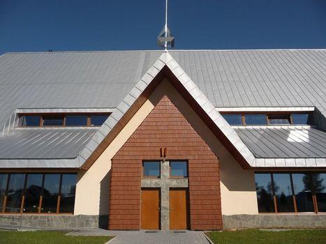 Une église polonaise passive - Batiactu | Casa Pasiva | Passive House | Scoop.it