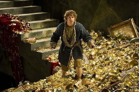 'The Hobbit' Hobbles Into First Place at the Box Office - RollingStone.com | 'The Hobbit' Film | Scoop.it
