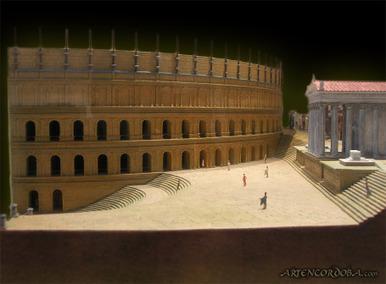 El Teatro romano de Córdoba | LVDVS CHIRONIS 3.0 | Scoop.it
